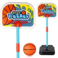 DODOELEPHANT 豆豆象 兒童運動健身籃球架(含球)可拆卸 高度可調節 運動健身玩具
