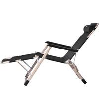 KANSOON 凱速 HG50 黑色透氣躺椅+枕頭