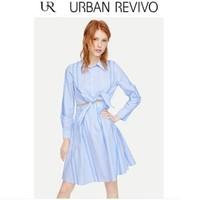 URBAN REVIVO YU09S7ES2002 女士连衣裙