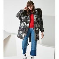反季特卖 : BOSIDENG 波司登 B70142156 女士羽绒服