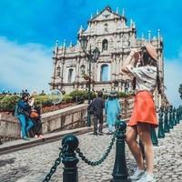 旅游尾单:上海直飞澳门3天往返含税机票