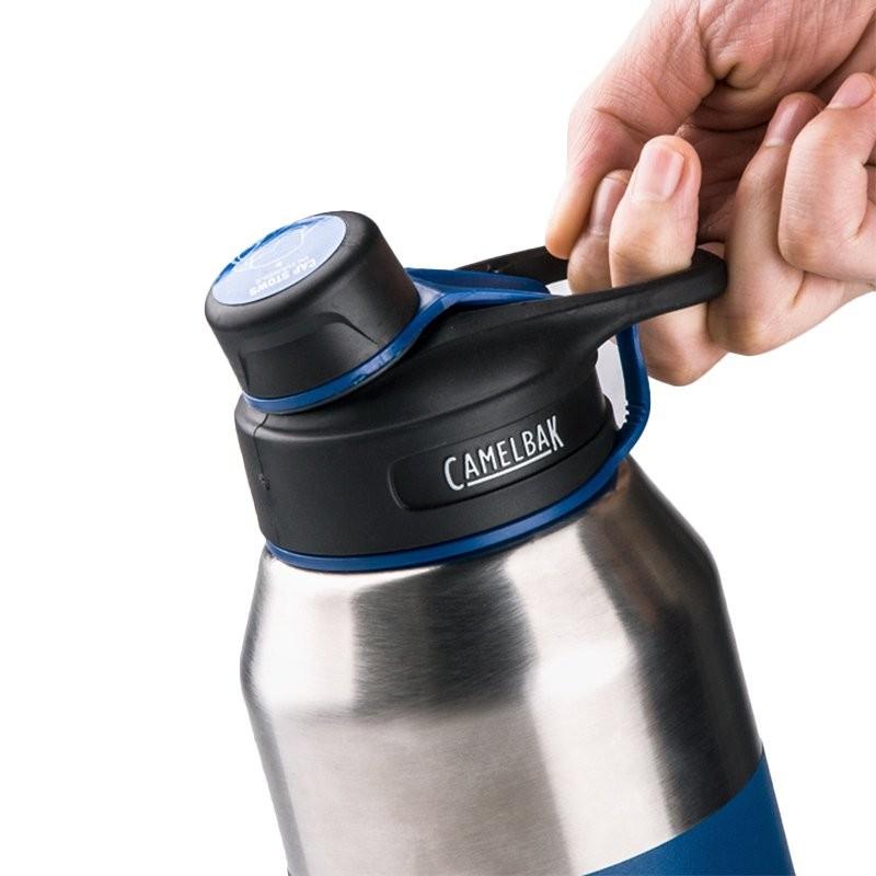 Camelbak 驼峰 CHUTE®MAG 20oz 龙口不锈钢双层保温水瓶 600ml