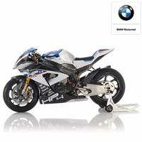 宝马车皇 BMW HP4 RACE 赛车 摩托车