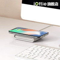 iOttie苹果X无线充电器快充Mini版 iphone X/8/Plus 7.5W三星S9+