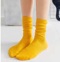 浮仕流 女款堆堆襪 3雙裝