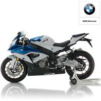 BMW 宝马 S1000RR 摩托车 鲁冰花蓝