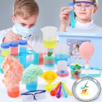 萬高 兒童科學小實驗套裝 35個實驗