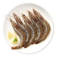 京东PLUS会员:WECOOK 味库 活冻厄瓜多尔白虾 净重1.4kg 70-90只 *3件