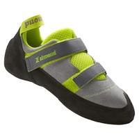 DECATHLON/迪卡儂 成人初級款攀巖鞋 ROCK+ - 灰色