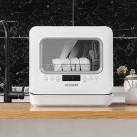 圈廚 臺式洗碗機 (白色)