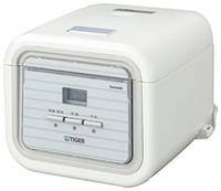 TIGER虎牌 微电脑 电饭煲 3合 附食谱JAJ-A552 简约白色 3-3.5合 JAJ-A552-WS