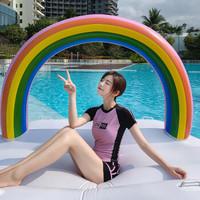 佑游 19354 女士分体式泳衣 *2件 +凑单品