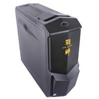 Hasee 神舟 战神G55P-9180S5N  电脑主机 (i3-9100、8GB、 512GB、GTX1050Ti  4G)