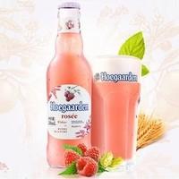 Hoegaarden 福佳 玫瑰红啤酒 精酿啤酒 248ml*6瓶