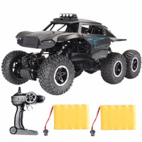 JJR/C 玩具车遥控汽车 1:12大型高速越野攀爬车