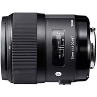 SIGMA 適馬 35mm F/1.4 DG HSM 標準定焦鏡頭 佳能/尼康卡口