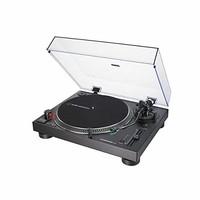 audio-technica 鐵三角 AT-LP120XUSBBK 手動直驅唱片機 黑膠唱片播放器