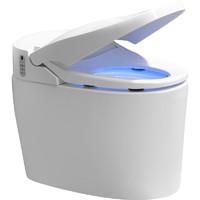 99划算节:MOPO 摩普卫浴 MP-3006A 家用节水陶瓷抽水加热坐便器