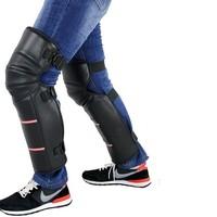 汇德 防风保暖护膝 50cm 送手套