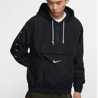 NIKE 耐克 Sportswear Swoosh CD0420 男子梭織上衣
