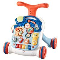 LIVING STONES 活石 多功能二合一婴儿学步车+学习桌 *2件