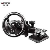 科腾 KETENG D3升级版NS-SWITCH赛车游戏方向盘线性转向模拟驾驶飞车GTS尘埃4竞速地平线4