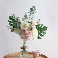 山野系列仿真花束 悸動(不包含花瓶)