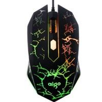 6日0点:Aigo 爱国者 Q809鼠标 4键标准版