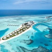 馬爾代夫珊瑚島/凱迪甘度島悅宜灣奢享酒店1晚