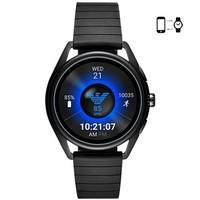 EMPORIO ARMANI 手表 歐美智能觸屏腕表運動男獨立GPS定位心率監測快充新品 ART5017