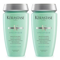 銀聯專享 :  KéRASTASE 卡詩 雙重功能控油平衡洗發水 250ml *2件
