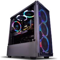 IPASON 攀升 组装台式机(i5-9400F、8GB、256GB、GTX1650)