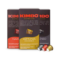 KIMBO 競寶 意大利進口 咖啡膠囊 60粒 *2件 +湊單品
