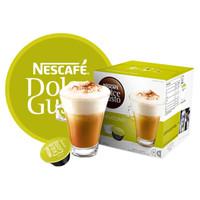 限新会员:Nestlé 雀巢 Dolce Gusto 多趣酷思 卡布奇诺胶囊咖啡 16颗 *2件