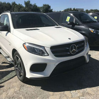 Mercedes-Benz 奔馳 GLE43 2018款加版 白色全國可售
