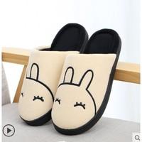 火轮 男/女士棉拖鞋 36-45码可选 *2件