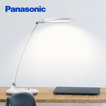松下(Panasonic)国AA级减蓝光护眼台灯LED工作阅读触控调光儿童学生学习台灯 HHLT0523 致沐系列