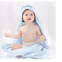 Purcotton 全棉时代 婴儿浴巾 95*95cm 2条装