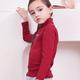 俞兆林 男童女童長袖上衣高領打底衫 *2件