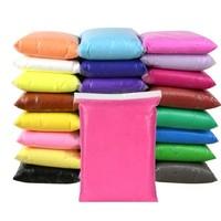 多彩藝 超輕粘土500克大包裝 28色可選