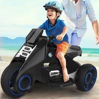 BEIDUOQI 貝多奇 兒童電動三輪摩托車 mini款