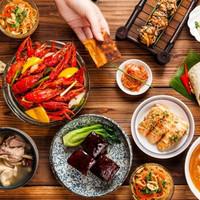 吃貨福利 : 海鮮自助暢吃!上海浦東香格里拉大酒店自助餐