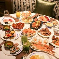 吃貨福利 : 四季自助蟹宴!熟醉六月黃VIP待遇亮相!上海四季酒店雙人自助午/晚餐