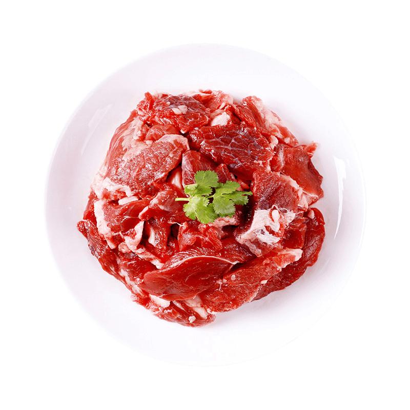 抄作业:伊赛(yisai)澳洲筋头巴脑1kg装*2件+牛肉馅500g