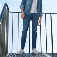 小米有品 棉花史密斯 男式牛仔裤
