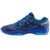 川崎 KAWASAKI 羽毛球鞋時尚簡約耐磨休閑跑步鞋K-357D 藍色  40碼+湊單品