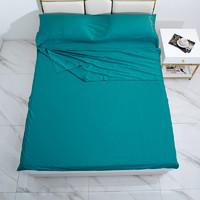 J.H.Longess 全棉贡缎60支长绒棉隔脏睡袋 80*210cm