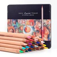 MARCO 馬可 雷諾阿 3100 專業油性彩色鉛筆 24色鐵盒裝