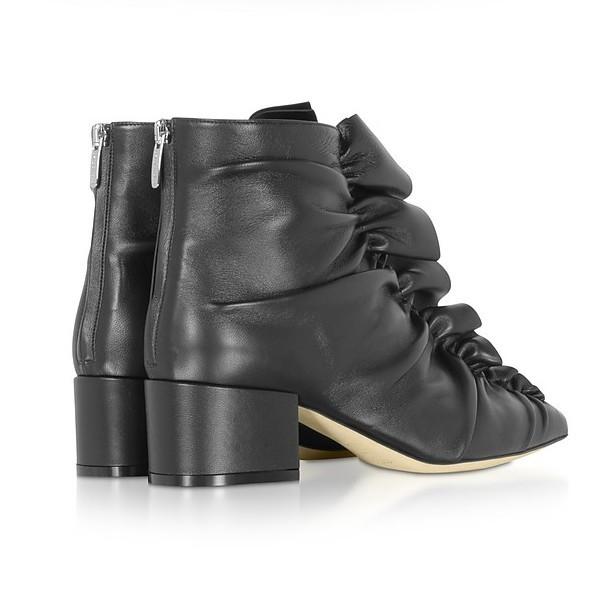 SERGIO ROSSISergio 女式黑色踝靴