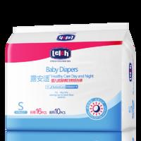 Lelch 露安适 日夜分护 婴儿纸尿裤 S26片 *2件